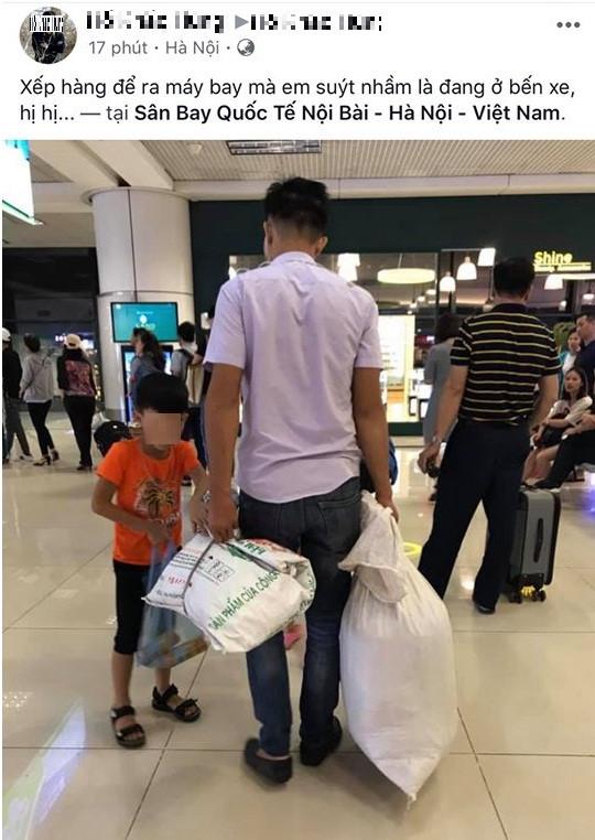 Tranh cãi gay gắt quanh chuyện có nên đựng hành lý bằng bao tải khi đi máy bay - Ảnh 1