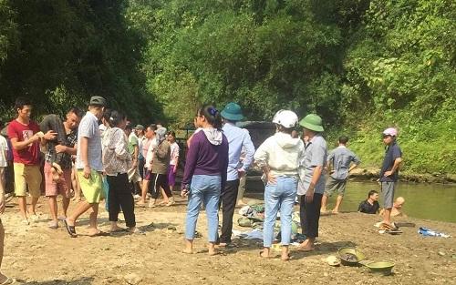 4 nữ sinh lớp 6 ở Lào Cai chết đuối thương tâm trong lúc đi tắm suối - Ảnh 1