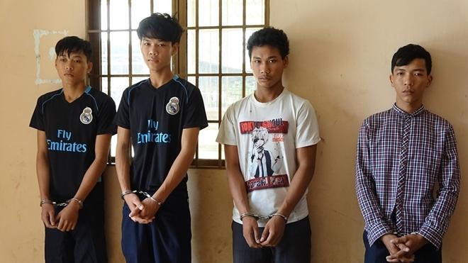 Tây Ninh: Bắt quả tang nhóm thanh niên bán ma túy - Ảnh 1