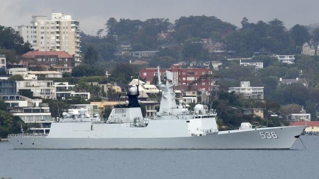 Binh lính tàu chiến Trung Quốc bị bắt gặp mua sữa bột, mặt nạ làm trắng da tại Australia - Ảnh 1