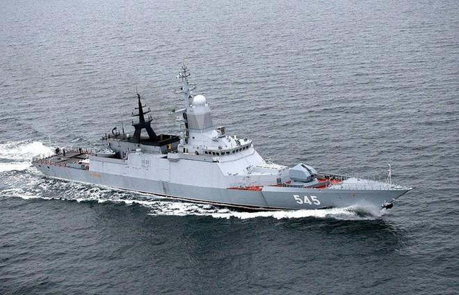 Nga cử máy bay, tàu chiến tối tân theo dõi cuộc tập trận của NATO - Ảnh 2