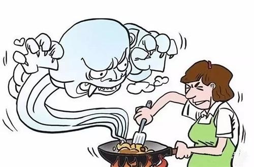 Bà nội trợ cần từ bỏ 4 thói quen nấu ăn để không rước bệnh ung thư phổi cho gia đình - Ảnh 5