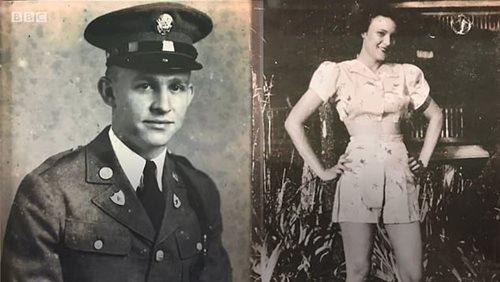 Cựu chiến binh U100 gặp lại người cũ sau 75 năm: Em vẫn luôn ở trong trái tim anh - Ảnh 1