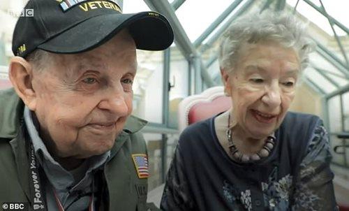 Cựu chiến binh U100 gặp lại người cũ sau 75 năm: Em vẫn luôn ở trong trái tim anh - Ảnh 3
