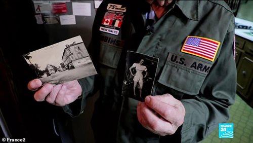 Cựu chiến binh U100 gặp lại người cũ sau 75 năm: Em vẫn luôn ở trong trái tim anh - Ảnh 2