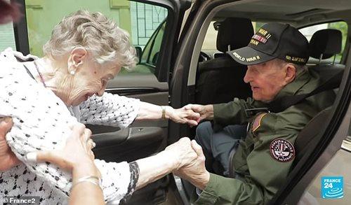 Cựu chiến binh U100 gặp lại người cũ sau 75 năm: Em vẫn luôn ở trong trái tim anh - Ảnh 5