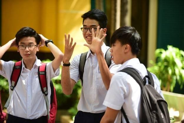Thủ khoa lớp 10 công lập ở TP. HCM năm 2019 đạt tổng điểm 47,5 - Ảnh 1