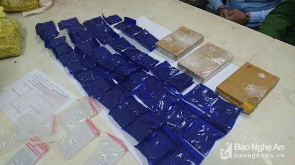 Nghệ An: Xét xử trùm ma túy cầm đầu đường dây xuyên quốc gia - Ảnh 2