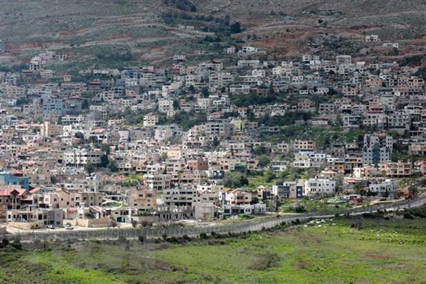 Quân đội Israel cáo buộc Syria phóng rocket nhằm vào Cao nguyên Golan - Ảnh 1