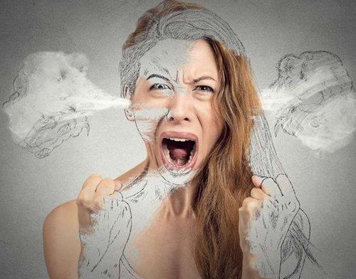 Những người hay nổi giận dễ mắc 4 bệnh này - Ảnh 1