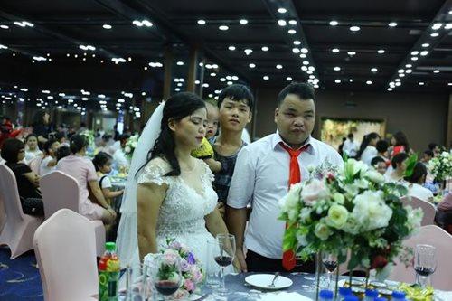 Đám cưới trong mơ của các cặp đôi khuyết tật: Hạnh phúc khi lần đầu được mặc áo cưới - Ảnh 6