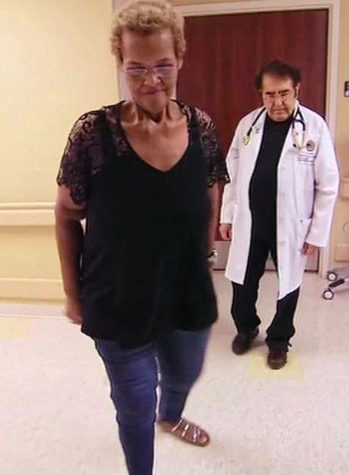 Không thể dự đám tang chồng vì quá béo, người phụ nữ quyết tâm giảm 270kg - Ảnh 2