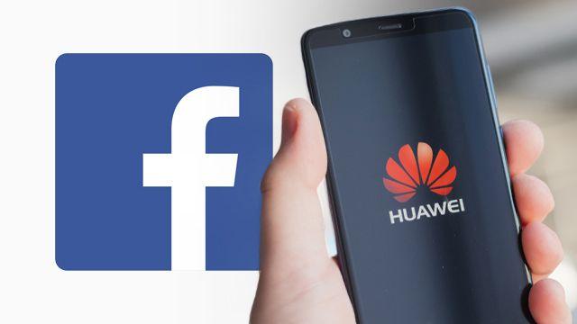 Đến lượt Facebook ngừng cấp phép cho Huawei cài đặt ứng dụng - Ảnh 1
