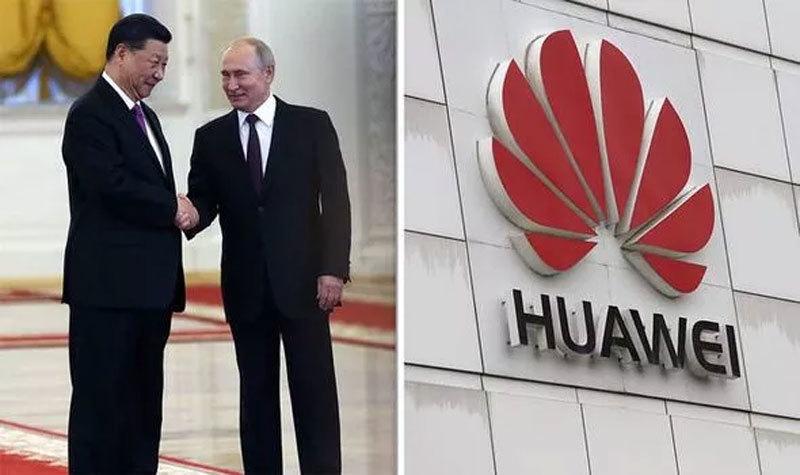 Tổng thống Nga Putin lần đầu lên tiếng về việc Mỹ trừng phạt Huawei - Ảnh 1
