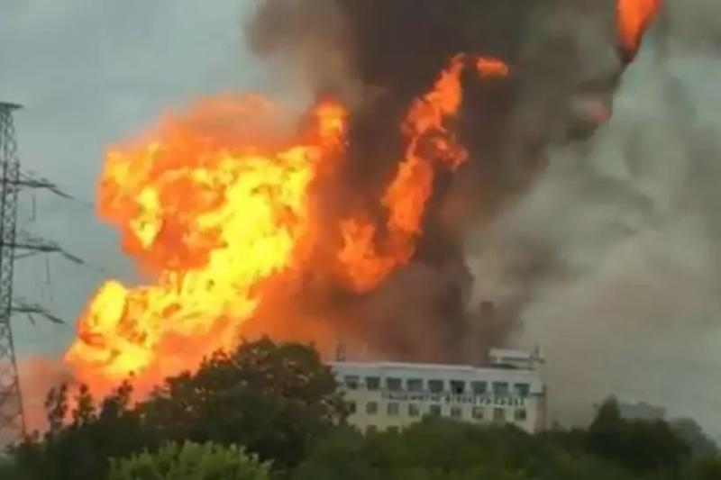 Nga: Cháy lớn ở nhà máy nhiệt điện, 14 người thương vong - Ảnh 1