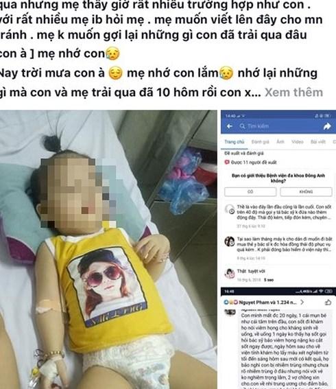Cha mẹ cẩn thận không mất con chỉ vì những vết thương nhỏ xíu - Ảnh 1