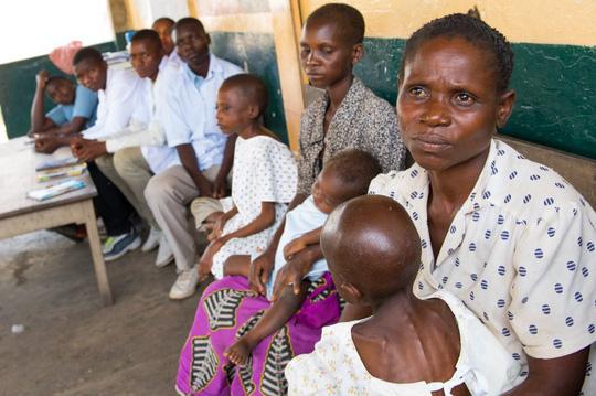 Chiến tranh và biến đổi khí hậu gây ra nạn đói 3 năm liên tiếp trên thế giới - Ảnh 1