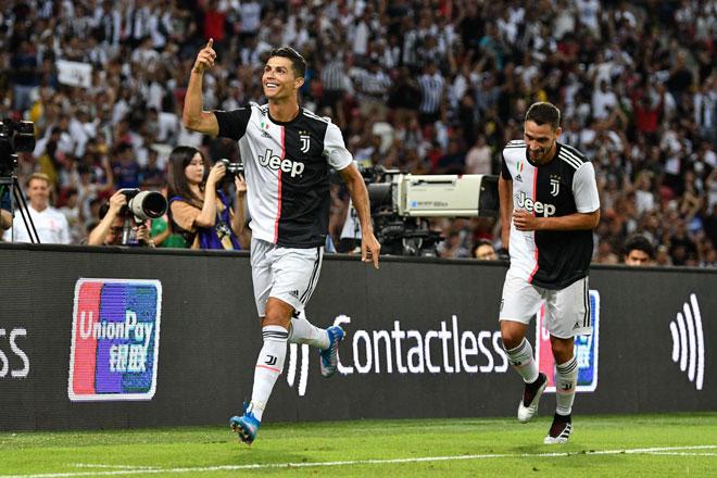 Ronaldo ghi bàn xuất sắc nhưng Juventus vẫn thua đau trước Tottenham - Ảnh 1