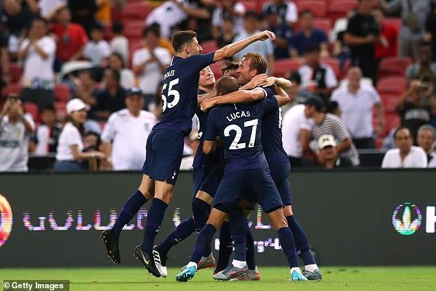 Ronaldo ghi bàn xuất sắc nhưng Juventus vẫn thua đau trước Tottenham - Ảnh 2