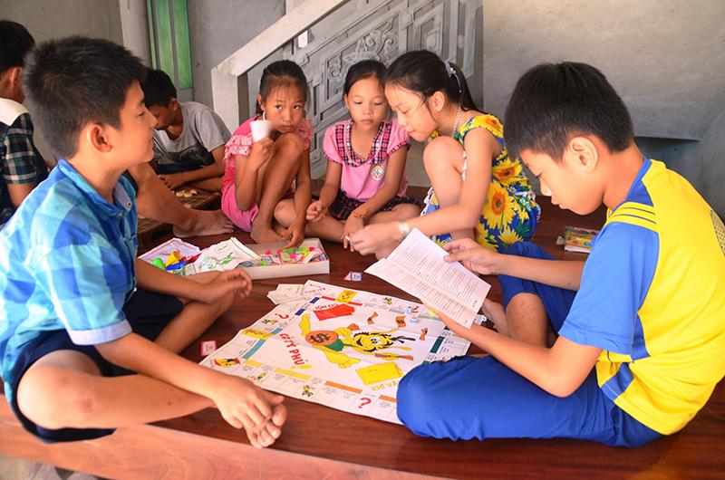 Ngôi chùa ở Quảng Trị mở lớp học hè miễn phí cho học sinh suốt 16 năm - Ảnh 3