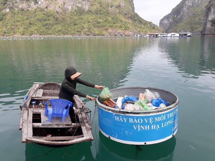 Vịnh Hạ Long nói không với đồ nhựa dùng 1 lần từ 1/9 - Ảnh 1