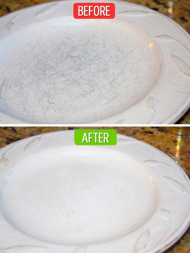 Mẹo làm sạch các dụng cụ nhà bếp không cần chất tẩy rửa - Ảnh 5
