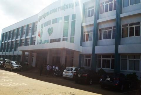 Vụ bé trai 4 tuổi tử vong sau khi tiêm thuốc: Sở Y tế Đắk Lắk nhận được báo cáo của bệnh viện - Ảnh 1