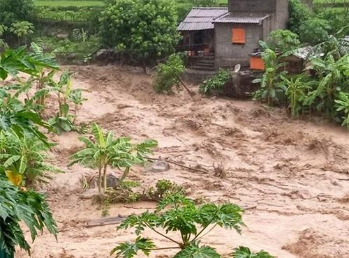 14 người bị lũ cuốn mất tích do ảnh hưởng mưa bão số 3 ở Thanh Hóa - Ảnh 3