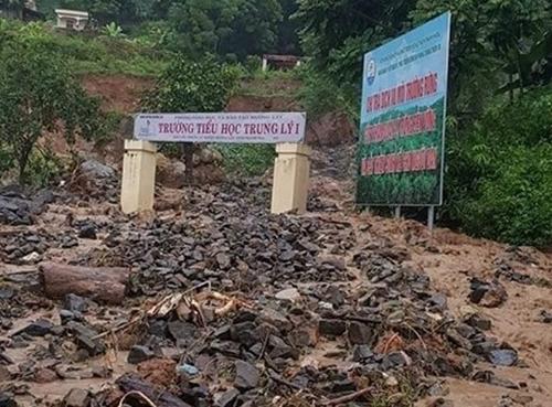 14 người bị lũ cuốn mất tích do ảnh hưởng mưa bão số 3 ở Thanh Hóa - Ảnh 4