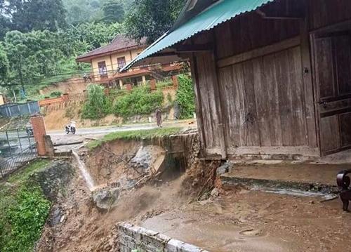 14 người bị lũ cuốn mất tích do ảnh hưởng mưa bão số 3 ở Thanh Hóa - Ảnh 5