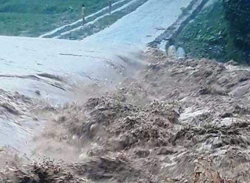 14 người bị lũ cuốn mất tích do ảnh hưởng mưa bão số 3 ở Thanh Hóa - Ảnh 6