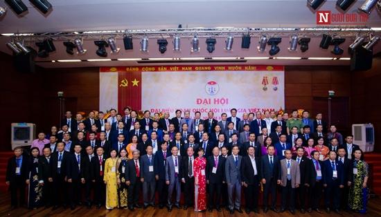 Bế mạc Đại hội Đại biểu toàn quốc Hội Luật gia Việt Nam lần thứ XIII: Toàn thể cán bộ, hội viên phát huy cao độ tinh thần yêu nước, tự lực, tự cường - Ảnh 2