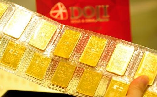 Giá vàng hôm nay 14/9/2019: Vàng miếng giảm giá liên tiếp - Ảnh 1