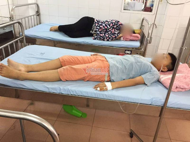 4 cháu nhỏ bị sốc ma túy ở Hải Phòng: Thông tin không chính xác - Ảnh 1