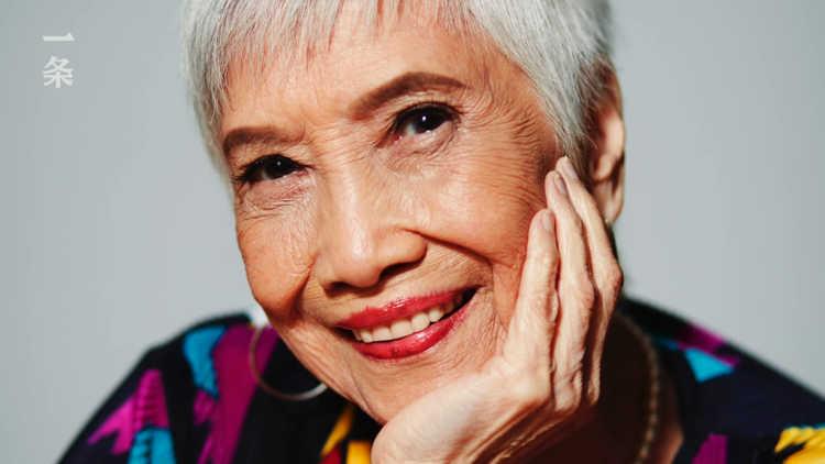 Sửng sốt với cụ bà bắt đầu sự nghiệp siêu mẫu ở tuổi 93 - Ảnh 1