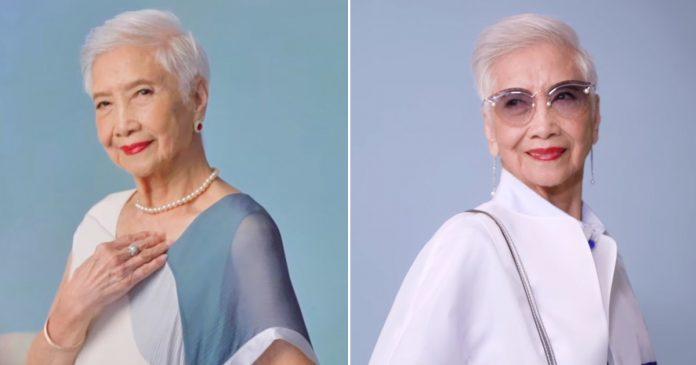 Sửng sốt với cụ bà bắt đầu sự nghiệp siêu mẫu ở tuổi 93 - Ảnh 3