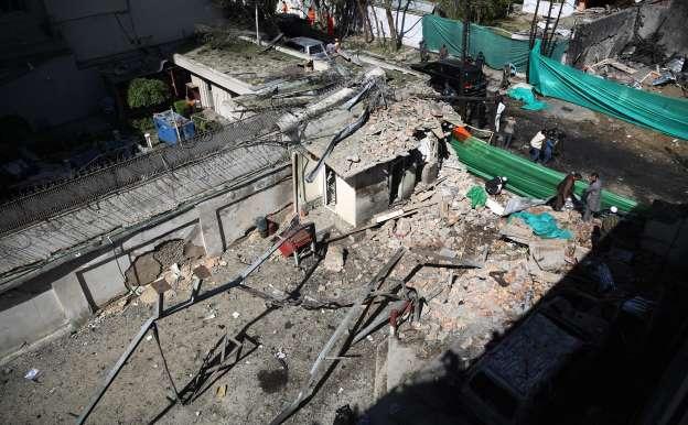 35 khách mời đám cưới thiệt mạng trong cuộc đột kích nơi ẩn náu của Taliban - Ảnh 1