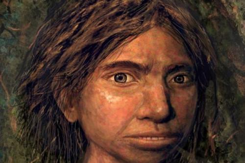 Cận cảnh dung nhan cô gái thời tiền sử 40.000 năm trước - Ảnh 1