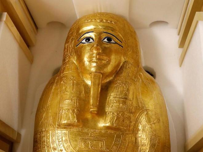 Ai Cập nhận được cổ vật quý giá do Mỹ trả lại - Ảnh 1