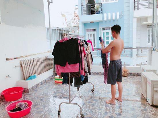 Lấy chồng bao năm vẫn chưa phải giặt quần áo, đi chợ, nấu ăn, cô vợ bị ghen tỵ nhất mạng xã hội - Ảnh 2