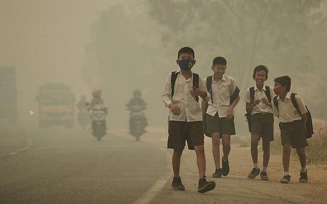 Bệnh nhân tâm thần gia tăng tại khu vực ô nhiễm không khí - Ảnh 2