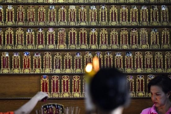 Chùm ảnh: Người dân các nước châu Á rộn ràng chuẩn bị đón năm mới Canh Tý 2020 - Ảnh 6