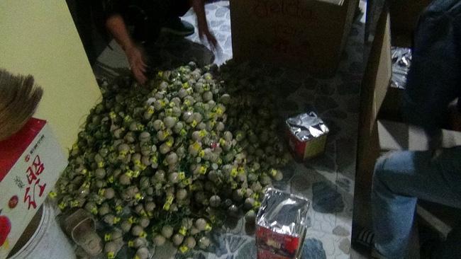 Ninh Bình: Xử lý 26 vụ vi phạm pháo nổ đêm giao thừa - Ảnh 2