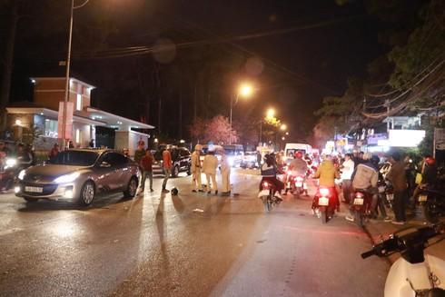 Đà Lạt: Tai nạn liên hoàn, 1 người tử vong tại chỗ - Ảnh 2