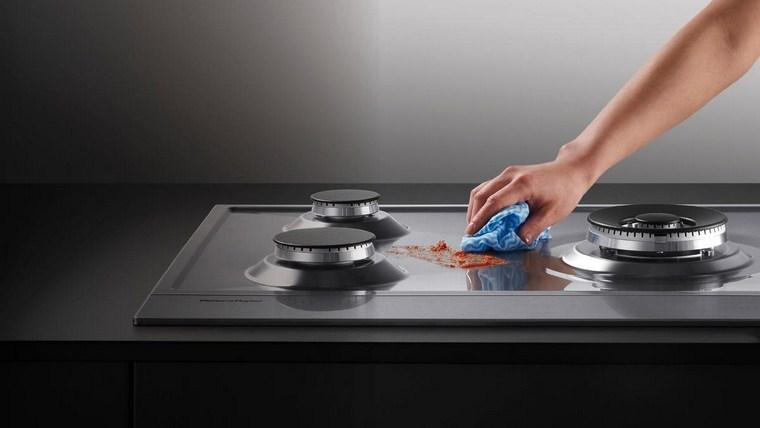 Cách làm sạch bếp ga nhanh nhất chỉ trong vài phút - Ảnh 2