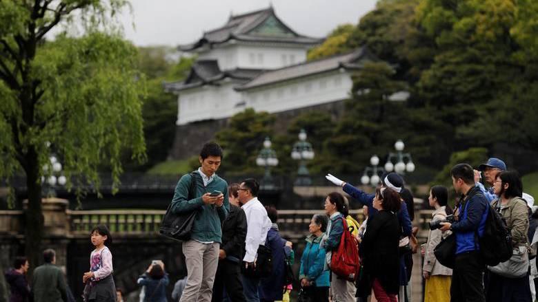 """Covid-19 có thể """"thổi bay"""" 1,3 tỷ USD của ngành du lịch Nhật Bản - Ảnh 1"""