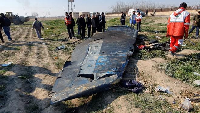 Ukraine yêu cầu trừng phạt những người liên quan đến thảm kịch bắn nhầm máy bay - Ảnh 1