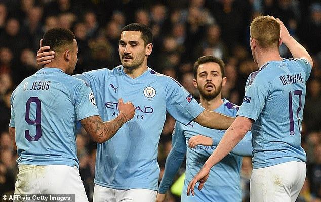 Bị cấm đá Champions League, Man City phải bồi thường 'khủng' cho dàn sao - Ảnh 1