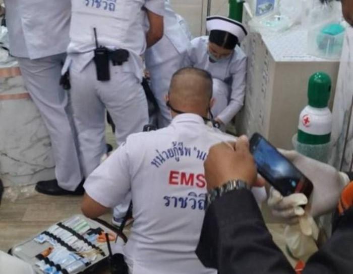 Nổ súng tại trung tâm thương mại ở Thái Lan, 1 người tử vong - Ảnh 2