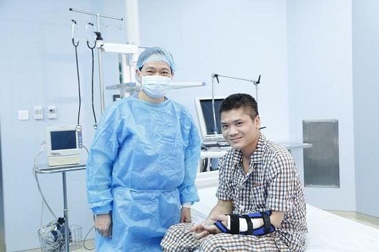 Hành trình thực hiện ca ghép tay đầu tiên của Việt Nam - Ảnh 3